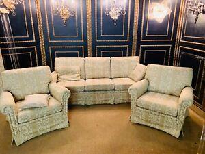 Bielefelder Workshops Set 3 Seat Sofa And 2 Armchair