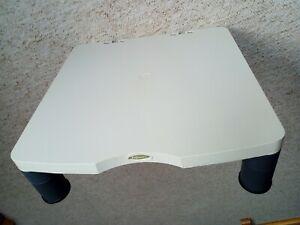 Fellowes Standard Monitor Riser Stand TV Laptop Computer Display Printer Shelf