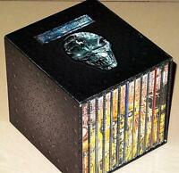 Hot Selling!iron maiden collection 15 CD box set - new sealed Free Shipping