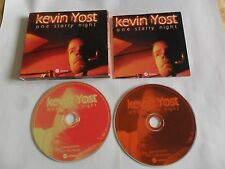 Kevin Yost - One Starry Night (2CD (1999) ELECTRONIC