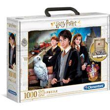 Scholastic Clementoni Puzzle 1000pc - Harry Potter Briefcase Book