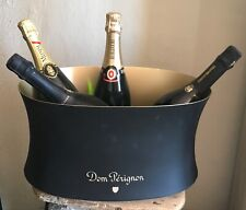 "Multi bottle MOET & CHANDON, ""DOM PERIGNON"" Champagne, wine cooler, ice bucket."