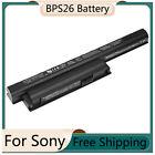 BPS26 Genuine Battery for Sony VAIO VGP-BPS26 VGP-BPS26A VGP-BPL26 VPC-EH VPC-CA