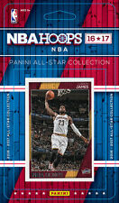 2016 2017 Hoops NBA ALL STARS Factory Sealed 10 Card Set Lebron Curry plus 16 17