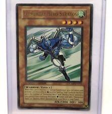 Yu-Gi-Oh! Elemental Hero Stratos JUMP-EN012 Ultra Rare Limited Edition Nr Mint