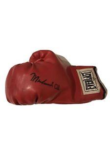 Muhammad Ali Autographed Vintage Everlast Boxing Glove!!! Signed Boxing HOF!!!