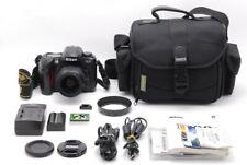 [MINT] Nikon D100 6.1 MP Digital SLR Camera w/NIKKOR 28-80mm Lens From JAPAN