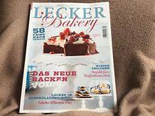 Lecker Sonderheft Bakery, Backmagazin, Rezepte Zeitschrift, Backen, Nr. 1/2013