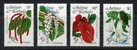 28392) Antigua & B.1984 MNH New Flowers 4v