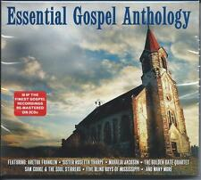 Essential Gospel Anthology - 50 Finest Gospel Recordings (2CD 2013) NEW/SEALED