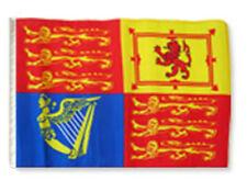 "12x18 12""x18"" UK United Kingdom Royal Standard Sleeve Flag Boat Car Garden"