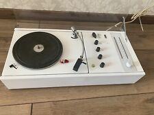 Braun TC20 Kompaktanlage Radio Plattenspieler Dieter Rams