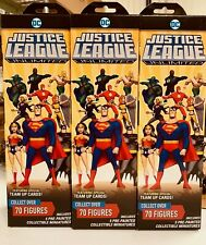 DC Heroclix Justice League Unlimited Boosters x3