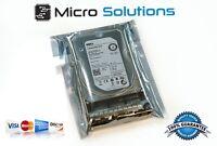 """Dell 3TB 6G 7.2K 3.5"""" LFF SATA HHD4K ST33000650NS HDD Hard Drive w/ R-Tray"""