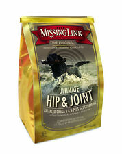 Missing Link Ultimate Hip Joint Coat For Dogs Omega 3&6 Plus Glucosamine 5 lbs