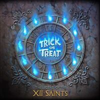 Trick Or Treat - The Legend of the XII Saints CD NEU OVP