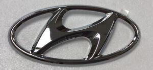 Genuine New HYUNDAI REAR BADGE Emblem For Grand i20 2008+ CRDi 1.2 1.4 1.6