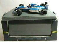 ONYX 1:43 F1 '92 COLLECTION LIGIER GITANES JS37 - THIERRY BOUTSEN - 135 - BOXED