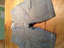 Topman Denim Shorts for Men