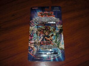 Yugioh Legacy of Darkness 1st Edition Booster Blister Pack (LOD) INJECTION LILY?