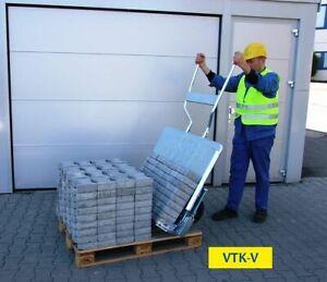 PROBST VTK - V BLOCK PAVING CART