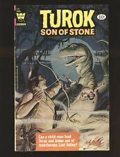 Turok Son Of Stone # 129 Whitman Variant VG/Fine Cond.
