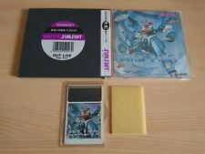 OUT LIVE jeu pc engine Hucard import JAP complet