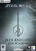 Star Wars Jedi Knight: Jedi Academy PC NEW And Sealed UK Version