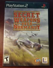 Sony PlayStation 2: Secret Weapons Over Normandy, Complete