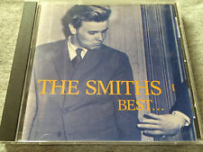 THE SMITHS - The Best Of (Vol 1) CD New Wave / Indie Rock USA