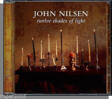 John Nilsen - Twelve Shades of Light - New 1994 New Age Music CD!