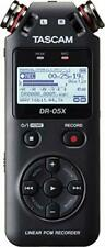 Tascam DR-05X Portable Audio Recorder
