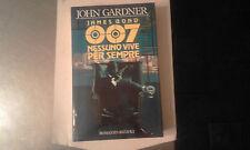 JOHN GARDNER-JAMES BOND 007-NESSUNO VIVE PER SEMPRE-RIZZOLI
