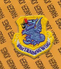 USAF Air Force 81st Training Wing shield patch