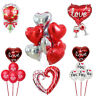 Valentines Day Gifts, Love Heart Balloons, Valentines Day Decorations, Wedding