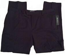 Mens Sz 38 x 30 Kenneth Cole Pinstripe Dress Pants Slacks Black Combo NWT