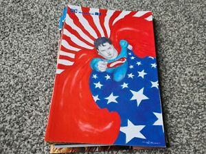 SUPERMAN: RED AND BLUE #1 of 6 YOSHITAKA AMANO VARIANT (2021) DC