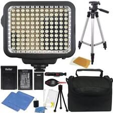 120 PC LED Video Light Camera Panel Dimmable for YouTube or Product Photography