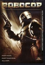 ROBOCOP ~ Peter Weller ~ 2-Disc 20th Anniversary Collector's Ed ~ Like-New DVD