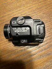 Streamlight 69434 TLR-8AG Gun GRN Laser&Light w/Customized Ambidextrous Switches