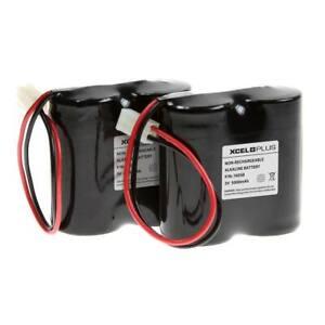 Scantronic SDR-R-BAT1 Alkaline Battery Set of 2 for SDR-REXT-G2 External Sounder