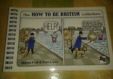 Spine bound version of how to be British collection