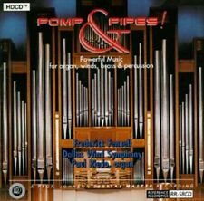 Pomp & Pipes, New Music