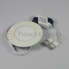 DOWNLIGHT LED 5W EXTRAPLANO ALTA INTENSIDAD Blanco Frio. Driver incluido 220V