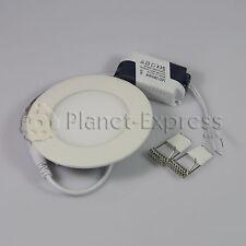 SPOT LED 5W EXTRA PLAT HAUTE Intensité Blanc Froid Pilote inclus 220V