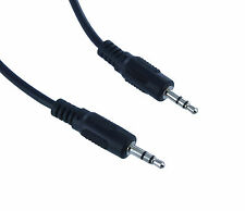 25FT 3.5mm Male to Male M/M Stereo Audio Cords Cables for PC iPod mp3(3S11-25)