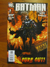 BATMAN Journey Into Knight #8 Tan Eng Huat Art NM+
