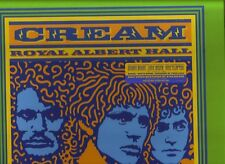 "CREAM  ""Royal Albert Hall 2005""  19 Track Dreier LP BOX Record Store Day 2013"