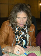 Aerosmith Steven Tyler Full Size Got Milk? Signed Autographed Poster Rare Proof!