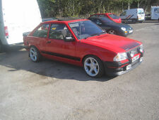 Escort Xr3 Rs1600i Xr3i Rs Turbo Cabriolet Power Steering Conversion